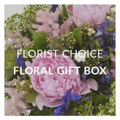 Florist Choice Floral Gift Box