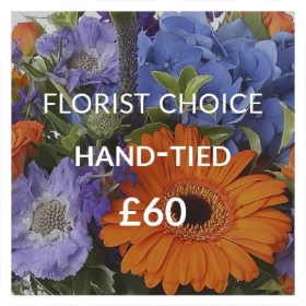 Florist Choice Hand tied 60